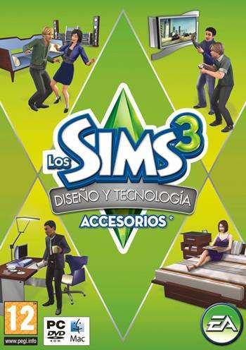 los sims dis%25C3%25B1o tecnollogia Descargar Los Sims 3 Todas Las Expansiones PC Full Espaol ISO Gratis