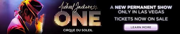 MJ ONE CIRQUE DU SOLEIL