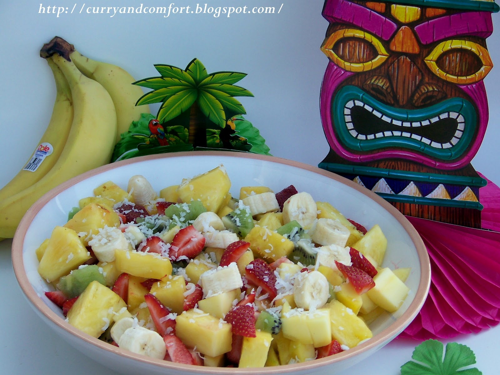 Kitchen Simmer: Gilligan\'s Island Themed Castaway Party