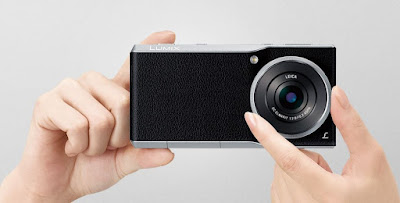 Panasonic smart camera, Panasonic Lumix DMC-CM10, 4K video, Android camera, Leica lens, smart camera, Android camera