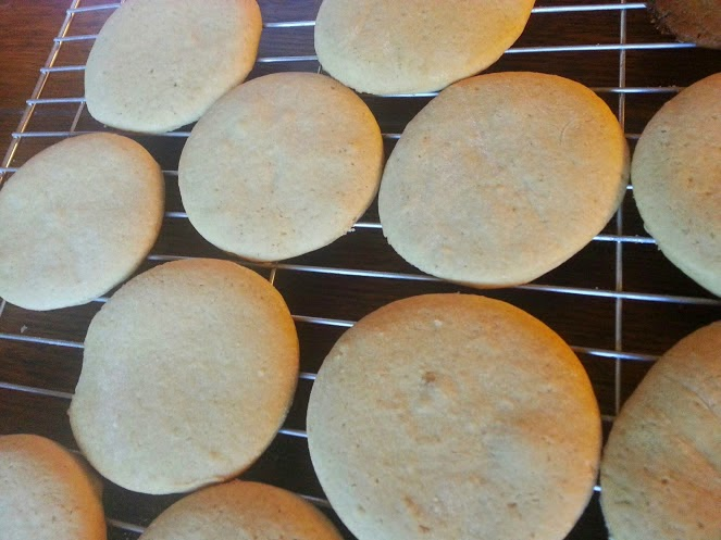 Easy shaped biscuits for icing recipe