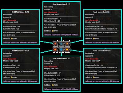 Metal Reaper Online - Moonstones