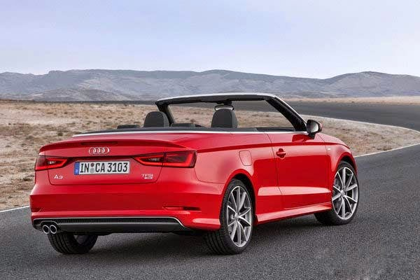 New 2014 Audi A3 1.4 TFSI Cabriolet Ultra Review