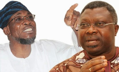 Omisore-Aregbesola PDP Blasts N700million Budget for Aregbesola's Inauguration