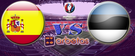 Prediksi Skor Spanyol vs Estonia 2 September 2015