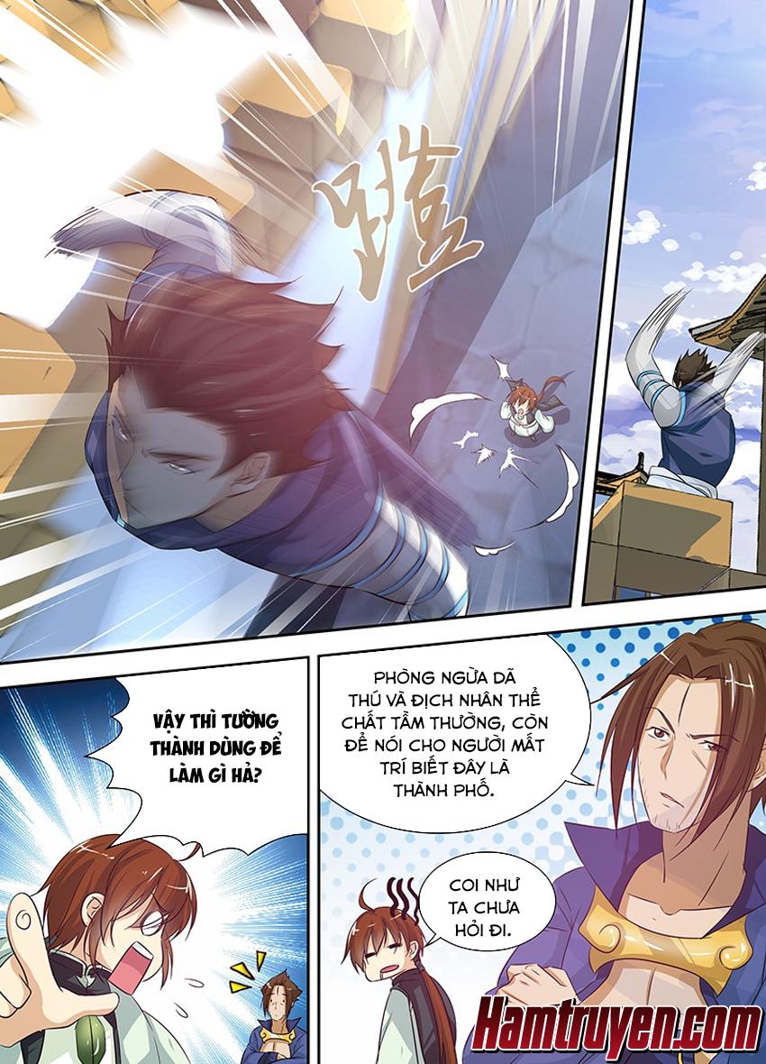 Thiên Cơ Tam Quốc chap 19 - Trang 5