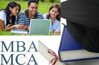 MBA, MCA Admissions