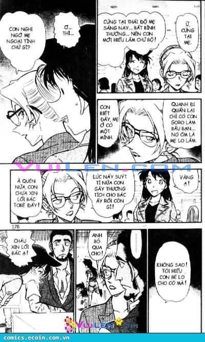 Detective Conan - Thám Tử Lừng Danh Conan chap 575 page 10 - IZTruyenTranh.com