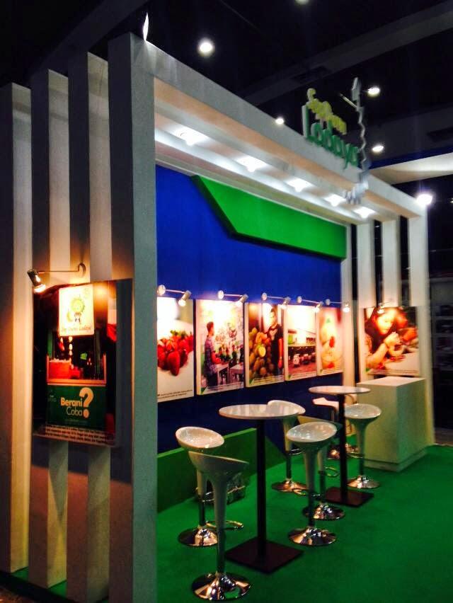 SOP DUREN LODAYA booth stand design
