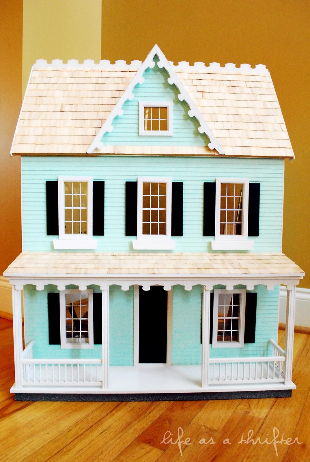 Life As A Thrifter The Dollhouse