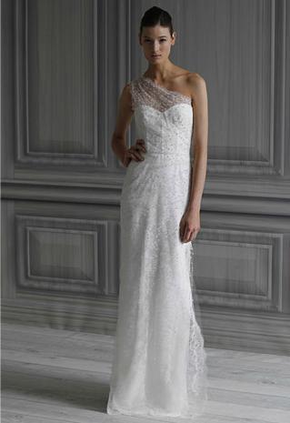 Vintage & Lace Weddings: Bridal Style ♥ Designer Monique Lhuillier