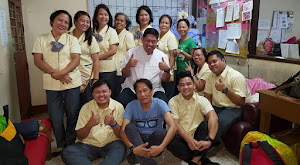 Campus Catechists with Fr. Dudz