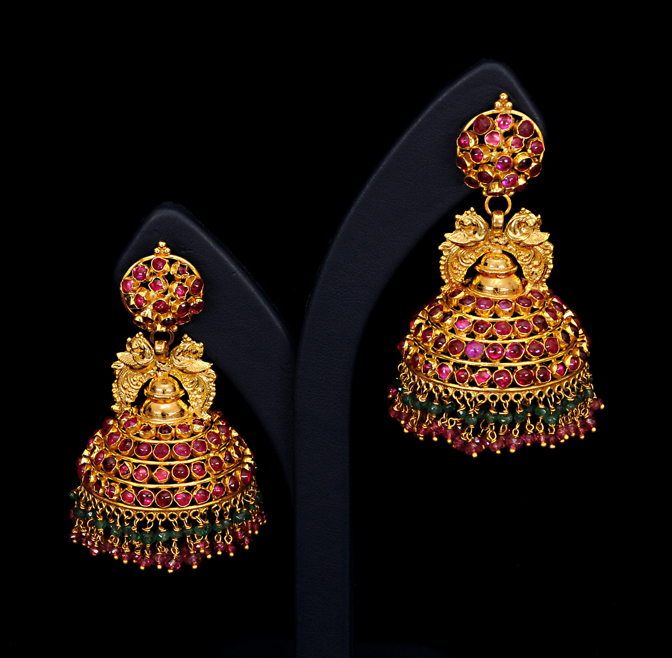 Latest Indian Jewellery Designs 2015: Latest Jewelry Earrings Designs For Girls 2013-14