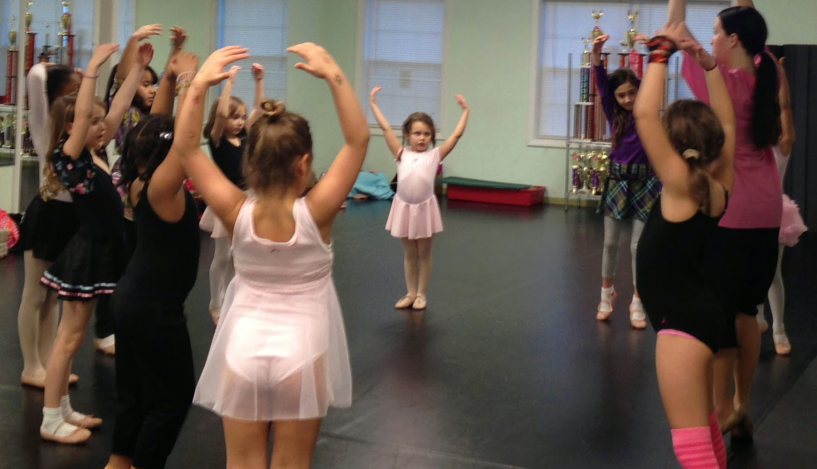 south charlotte nc children's ballet classes