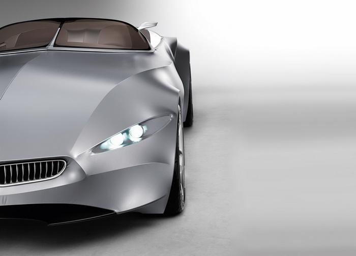 2008 Bmw Gina Light Visionary Model Concept Car Report