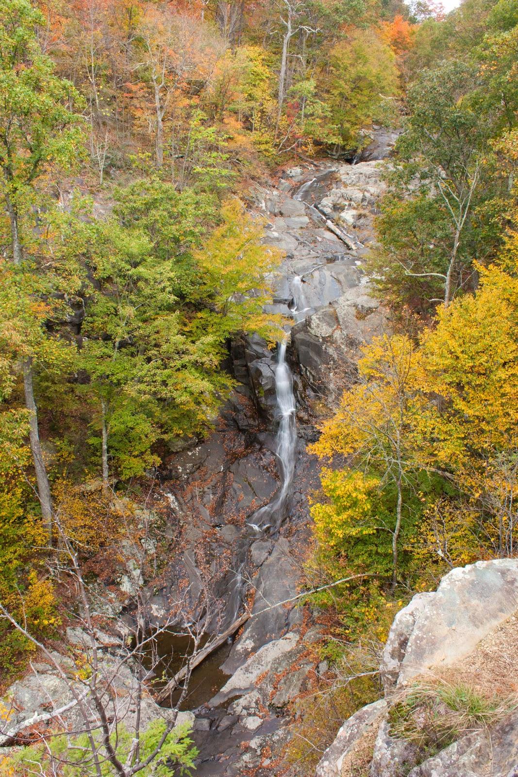 Hiking shenandoah upper whiteoak canyon