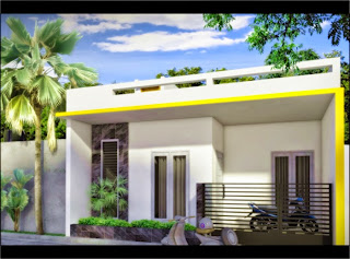 Exterior Rumah Minimalis Modern