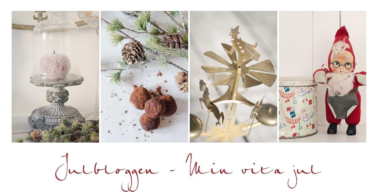 Julbloggen Min vita jul - Sveriges bästa julblogg!