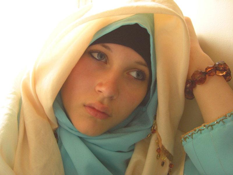 Beautiful Muslim Girl Hijab Style Wallpaper Muslim Wallpapers