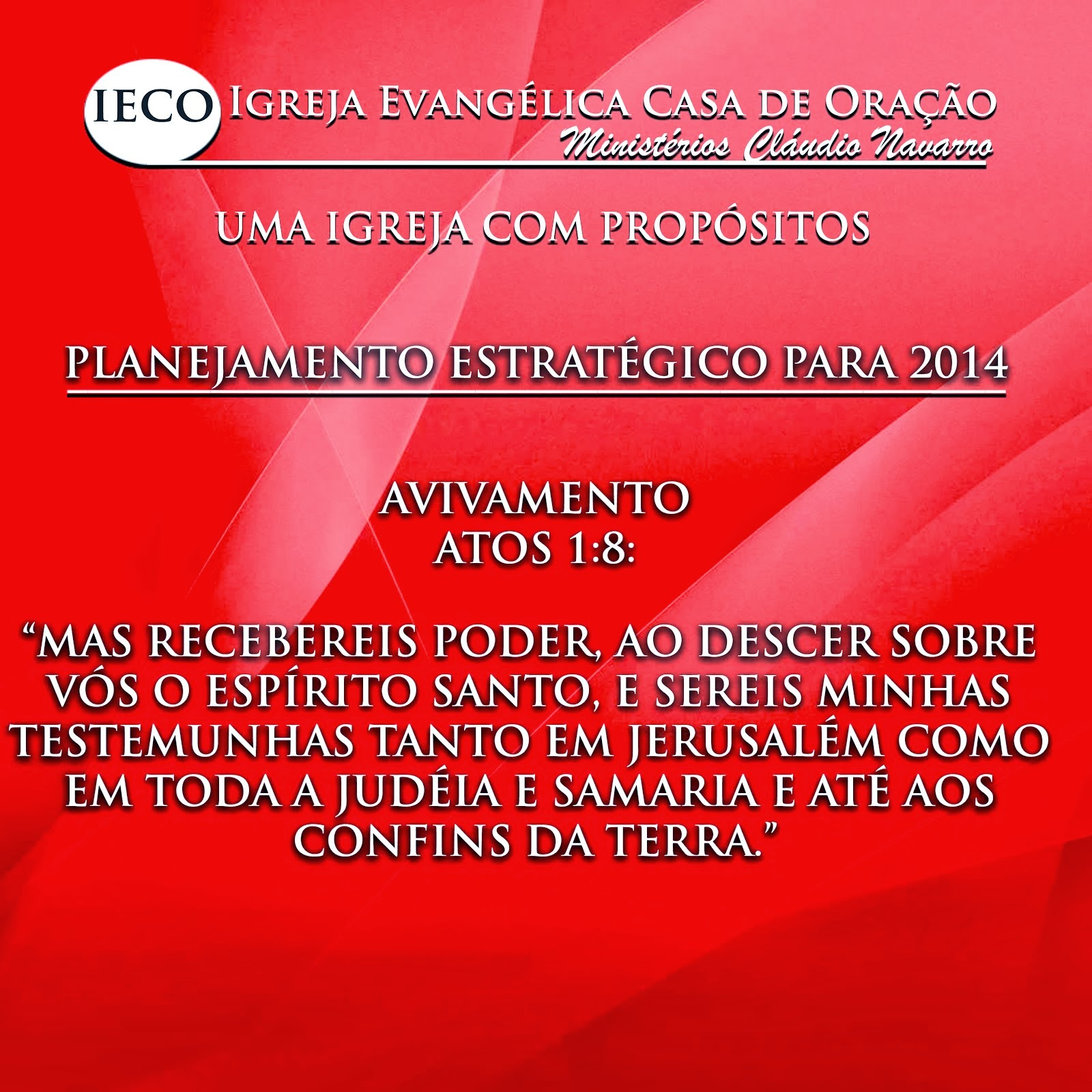 Planejamento Estratégico para 2014