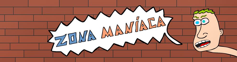 Zona Maníaca - Animações, Tirinhas e Jogos!