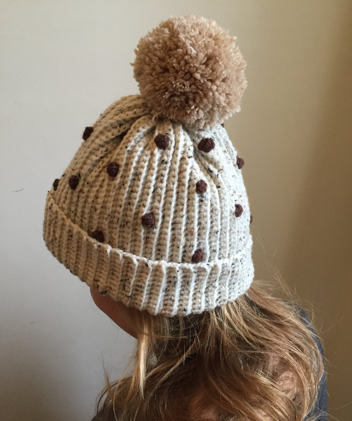 Bobbly Bobble Hat