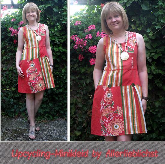 Minikleid by Allerlieblichst