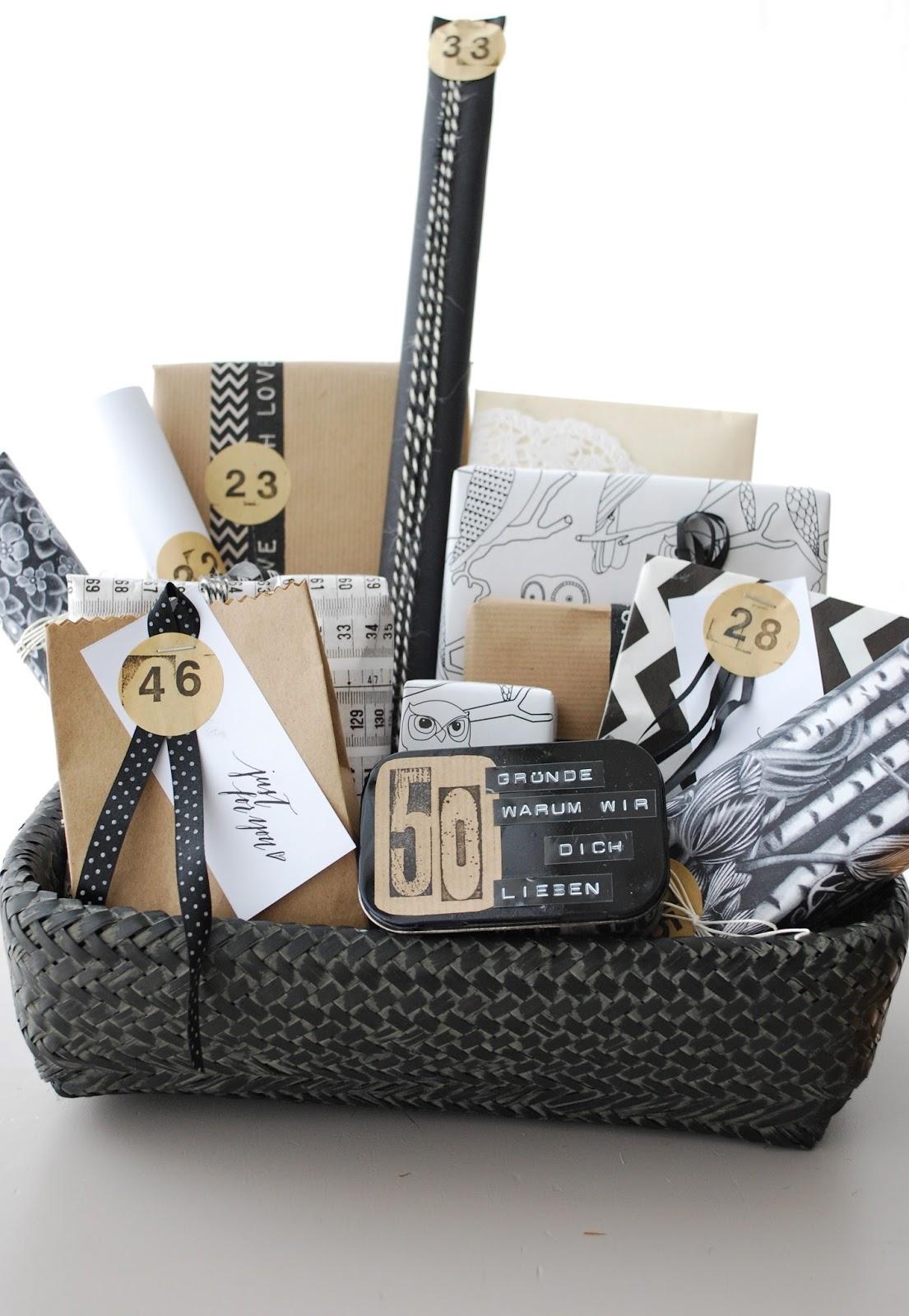 Geschenk 50 geburtstag paar