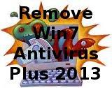 entfernen Win7 Antivirus Plus 2013