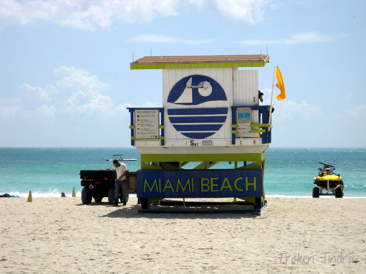 Miami Beach, USA, Maj -12