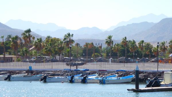 La Paz to Loreto