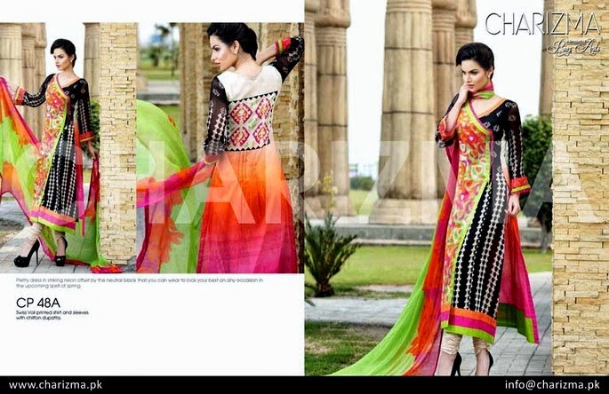 Designer Lawn Dress