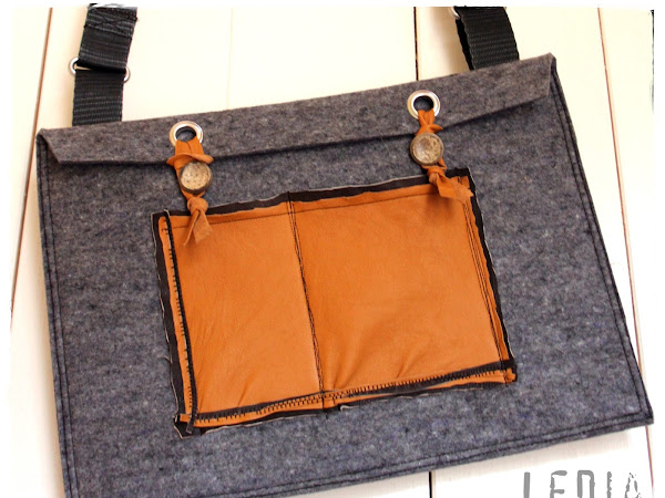 FFMO 2 / MacBook-Tasche
