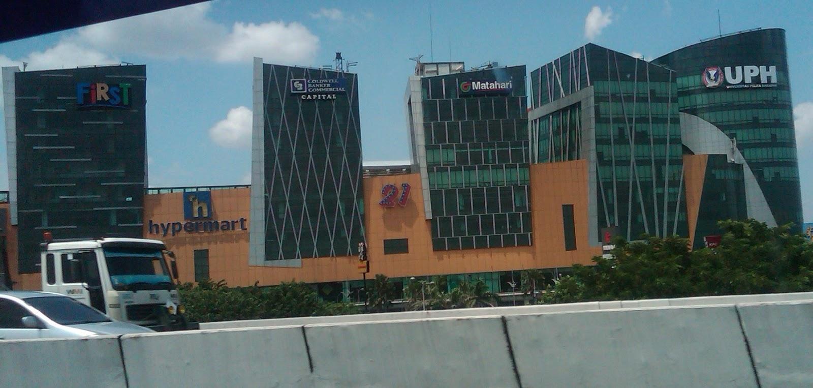 Takjub Indonesia Mall City Of Tomorrow Cito Surabaya