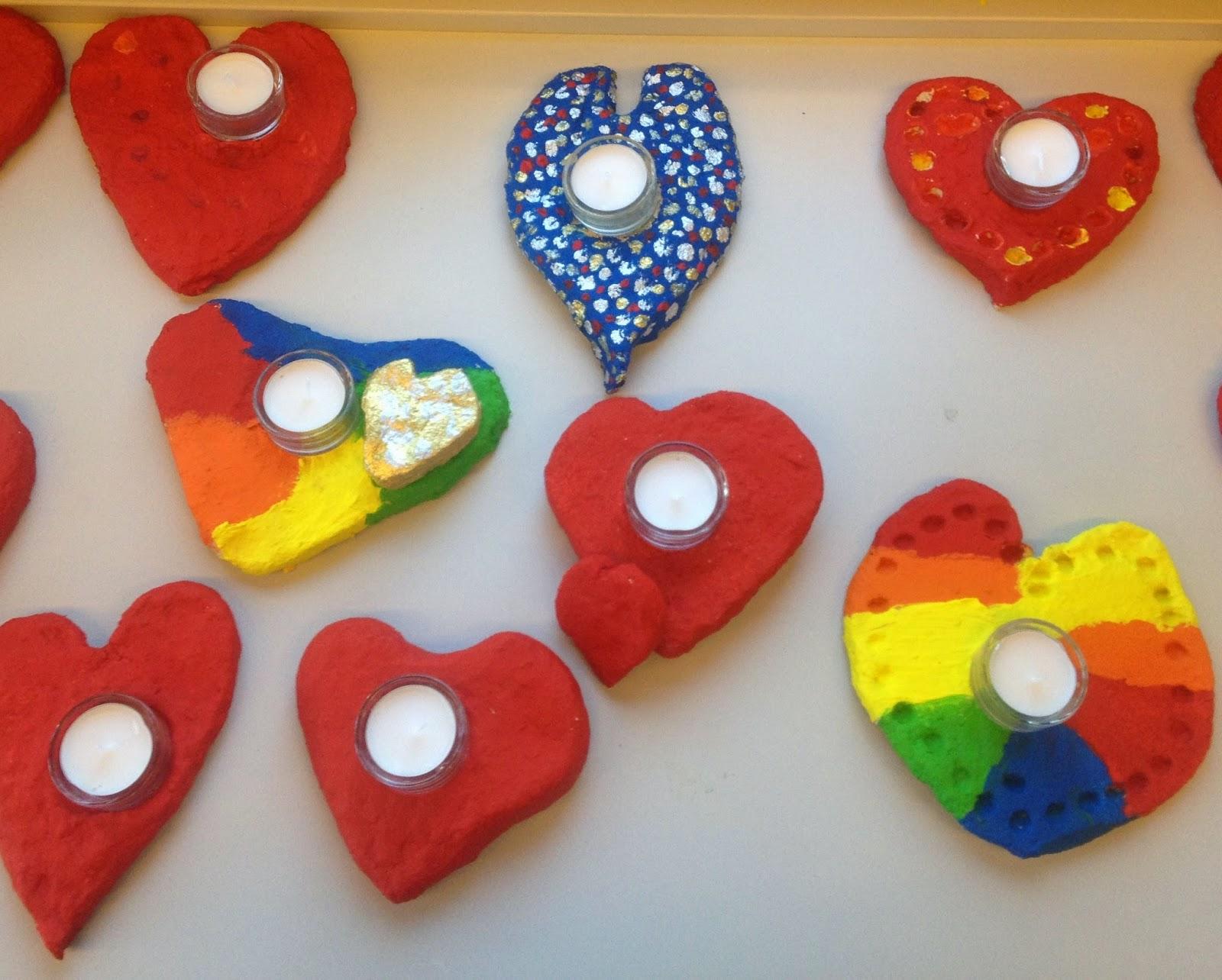 Muttertagsgeschenke Mit Kindern Basteln klassenkunst anmerkung muttertag