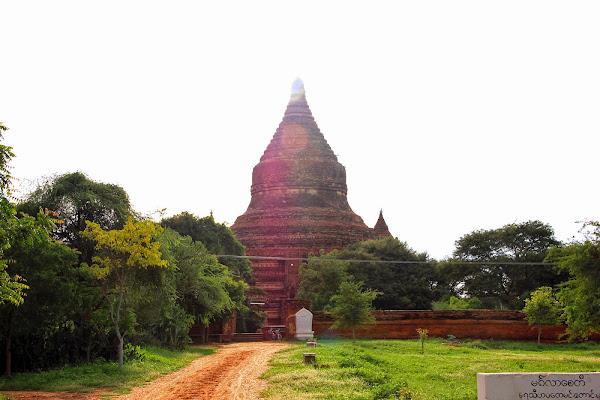 Pagoda Mingala Zedi en Bagan