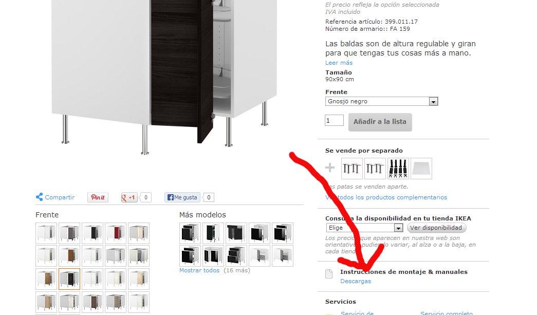 Entender las instrucciones de los muebles ikea trucos - Ikea todos los productos ...
