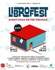 Yo voy a estar, y vos?? #LibroFest