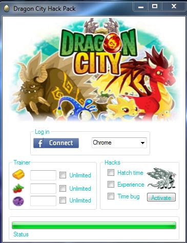 Dragon City Gem Hack