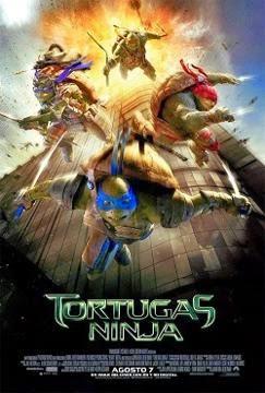 descargar Tortugas Ninja en Español Latino