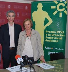 Premio RTVA y Caja Sol a la Creación Audiovisual Andaluza.
