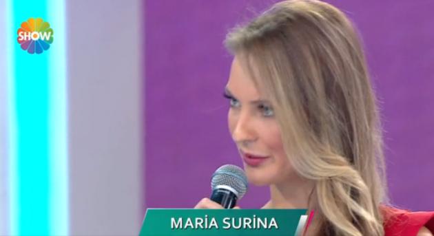 Maria Surina bu tarz benim nur bilgilerburada1 Maria Surina kim,Maria Surina bu tarz benim resimleri