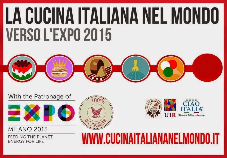 il primo imperdibile contest di bloggalline con informacibo e cucina italiana nel mondo