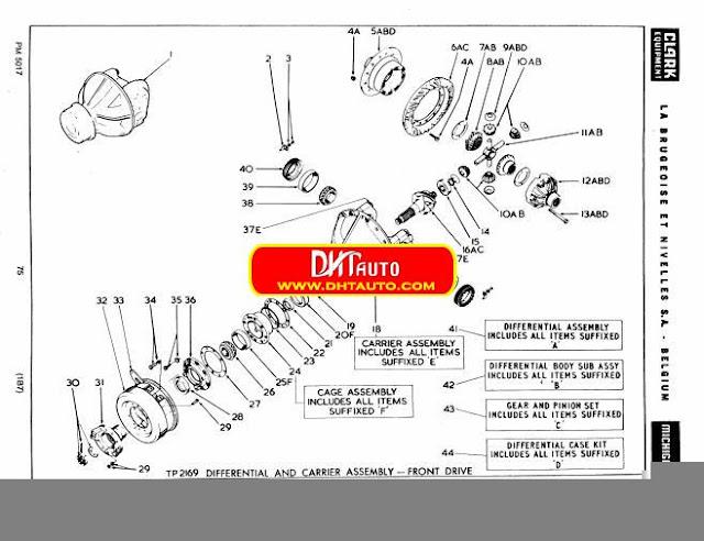 Volvo Wheel Loaders 125 Iiia Parts Manual Part 8: Fiat Loader Wiring Diagram At Eklablog.co