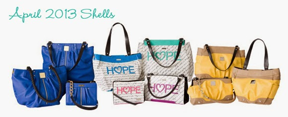 Shop Miche Shells April 2013