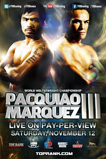 Pacquiao vs Marquez 3 Live Streaming