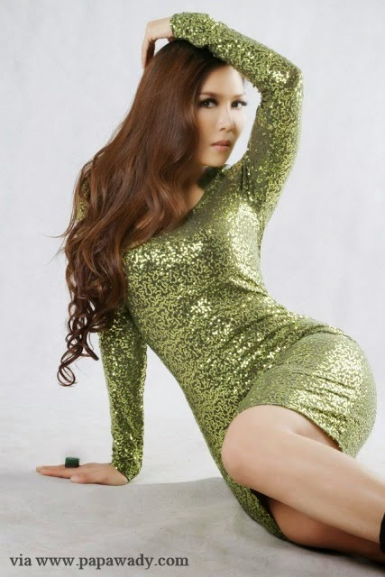 Khun Sint Nay Chi - Myanmar Model Studio Photoshoot