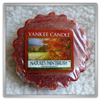 Yankee Candle nature's paintbrush
