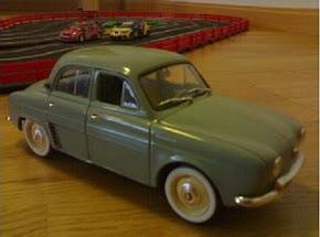 Mi primer coche. El Renault  Gordini.