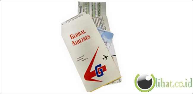 Minta pengembalian tiket pesawat (7%)